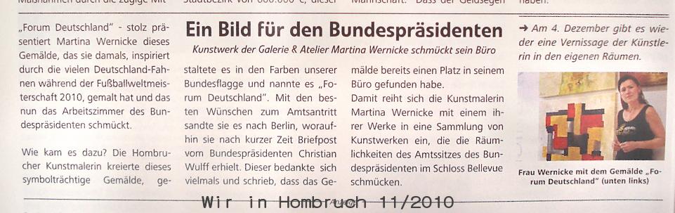 2010.3 Bundespraesident Wir in hombruch