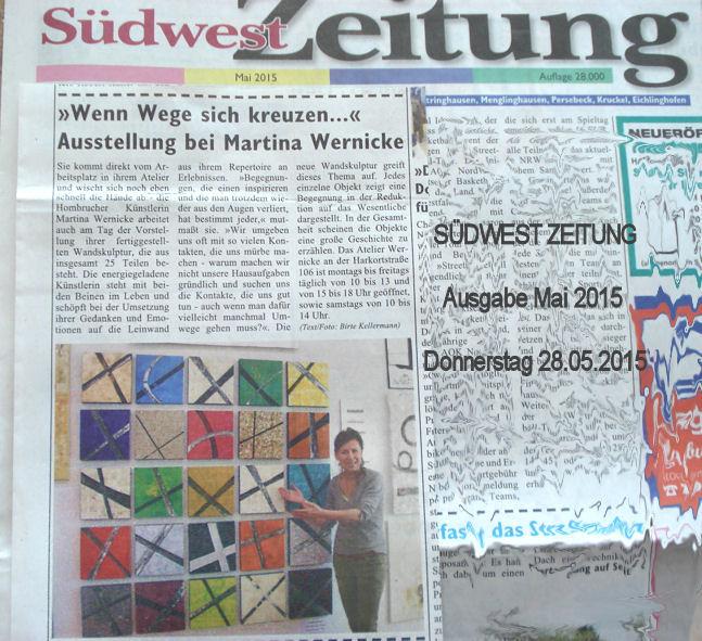 2015.4 Ausstellung Wenn Wege
